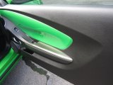 2010 Chevrolet Camaro LT Coupe Synergy Special Edition Door Panel