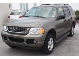 Mineral Grey Metallic Ford Explorer in 2004