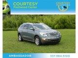 2009 Silver Green Metallic Buick Enclave CX #66557032