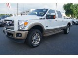 2012 Ford F250 Super Duty Oxford White