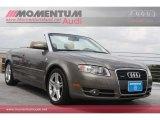 2008 Alpaka Beige Metallic Audi A4 2.0T quattro Cabriolet #66557353