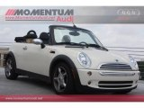 2007 Pepper White Mini Cooper Convertible #66557352