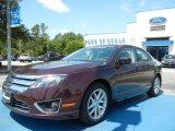 2011 Bordeaux Reserve Metallic Ford Fusion SEL #66556726