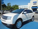 2010 White Platinum Tri-Coat Lincoln MKX FWD #66556723