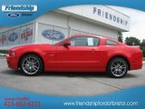 2013 Race Red Ford Mustang GT Coupe #66556691