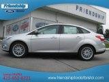 2012 Ingot Silver Metallic Ford Focus SEL Sedan #66556686