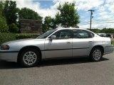 2001 Galaxy Silver Metallic Chevrolet Impala  #66556928