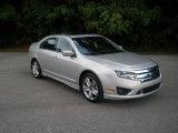 2010 Brilliant Silver Metallic Ford Fusion Sport #66557269
