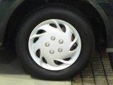 Mazda MPV 2001 Wheels and Tires