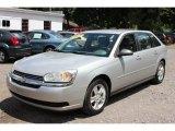 2005 Galaxy Silver Metallic Chevrolet Malibu Maxx LS Wagon #66557229