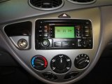 2003 Ford Focus ZX3 Coupe Controls