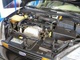 2003 Ford Focus ZX3 Coupe 2.0L DOHC 16V Zetec 4 Cylinder Engine