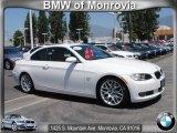 2009 Alpine White BMW 3 Series 328i Convertible #66556847