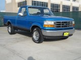 1995 Ford F150 XL Regular Cab Data, Info and Specs