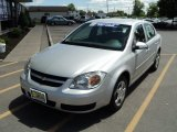 2007 Ultra Silver Metallic Chevrolet Cobalt LT Sedan #66557205