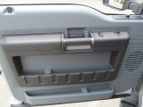 2012 Ford F350 Super Duty XL Regular Cab 4x4 Dually Door Panel