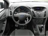 2012 Ford Focus S Sedan Dashboard