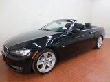 2009 Black Sapphire Metallic BMW 3 Series 335i Convertible #66556706