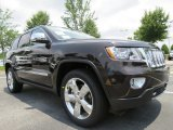 2012 Jeep Grand Cherokee Canyon Brown Pearl