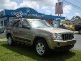 2006 Light Khaki Metallic Jeep Grand Cherokee Laredo #545988
