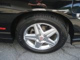 2004 Chevrolet Monte Carlo Dale Earnhardt Jr. Signature Series Wheel