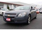 2008 Dark Gray Metallic Chevrolet Malibu LT Sedan #6646318