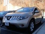 2009 Saharan Stone Metallic Nissan Murano S AWD #6563669