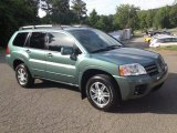 2005 Mitsubishi Endeavor Machine Green Metallic