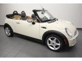 2007 Pepper White Mini Cooper Convertible #66615972