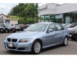 2009 Blue Water Metallic BMW 3 Series 328xi Sedan #66615592