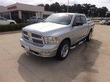 2011 Bright Silver Metallic Dodge Ram 1500 Lone Star Crew Cab #66615953