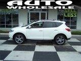 2010 Glacier White Pearl Nissan Murano LE #66615950