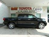 2012 Black Toyota Tundra Limited CrewMax 4x4 #66615577