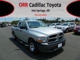 2009 Bright Silver Metallic Dodge Ram 1500 ST Quad Cab #66615922