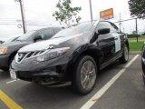 2011 Super Black Nissan Murano CrossCabriolet AWD #66616220