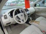 2011 Nissan Murano CrossCabriolet AWD CC Cashmere Interior
