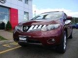 2009 Merlot Metallic Nissan Murano SL AWD #66615900