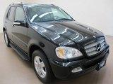2005 Black Mercedes-Benz ML 350 4Matic #66615504