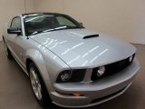 2009 Brilliant Silver Metallic Ford Mustang GT Premium Coupe #66615499