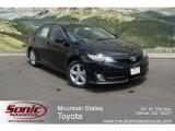 2012 Attitude Black Metallic Toyota Camry SE #66615470