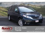 2012 South Pacific Pearl Toyota Sienna XLE AWD #66615460