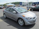 2013 Titanium Gray Metallic Hyundai Elantra Limited #66615422