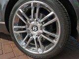 Bentley Continental GTC 2010 Wheels and Tires