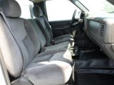 2007 GMC Sierra 2500HD Classic Regular Cab 4x4 Dark Charcoal Interior