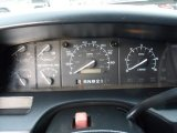 1996 Ford F150 XLT Regular Cab 4x4 Gauges