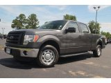 2011 Sterling Grey Metallic Ford F150 XL SuperCrew #66616078