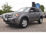 2011 Sterling Grey Metallic Ford Escape XLS #66616069