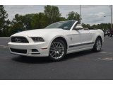 2013 Ford Mustang V6 Premium Convertible Data, Info and Specs
