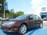 2012 Bordeaux Reserve Metallic Ford Fusion SE #66680999