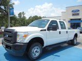 2012 Ford F350 Super Duty XL Crew Cab 4x4 Data, Info and Specs